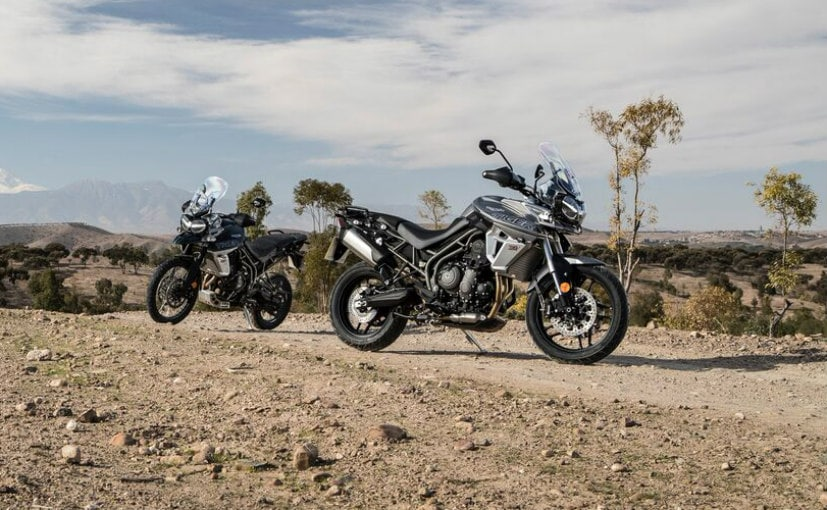 2018 Triumph Tiger 800 Launch Highlights Images Features