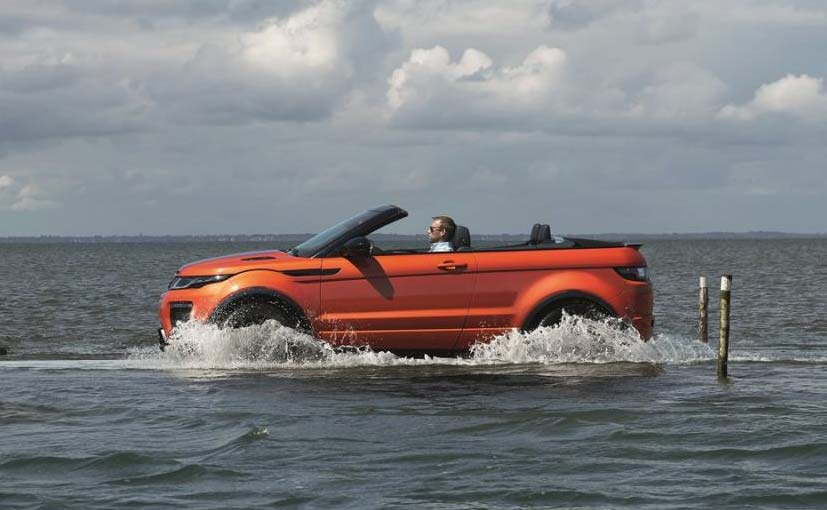 Land Rover India launches Evoque Convertible at Rs 69.53 lakh