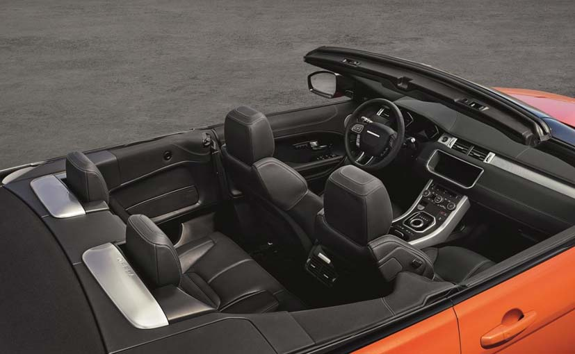 Range Rover Evoque Convertible SUV India launch price Rs 69.53 lakh
