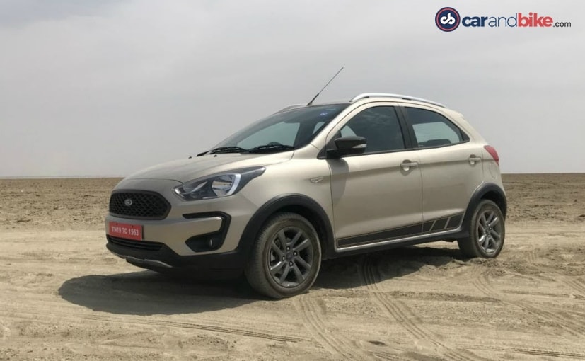 Ford Freestyle India Launch Highlights Prices Images