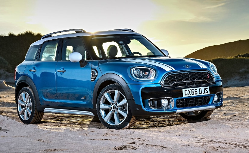 New Mini Countryman Launch Highlights Prices Features Images
