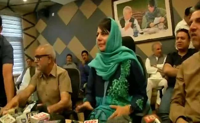 Omar Abdullah Calls For Dissolution Of Jammu And Kashmir Assembly