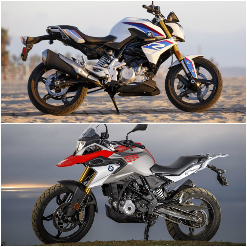 Bmw G 310 R Bmw G 310 Gs Launch Highlights Price Images Features