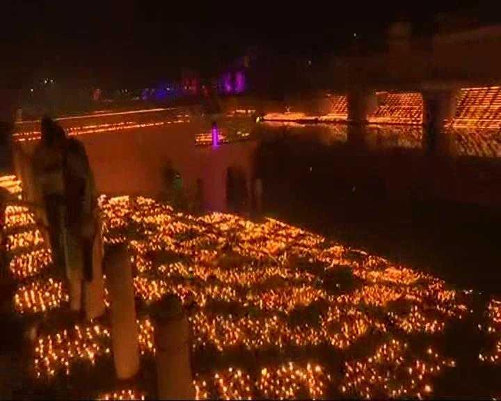 diwali celebrations in ayodhya yogi adityanath likely to make big
