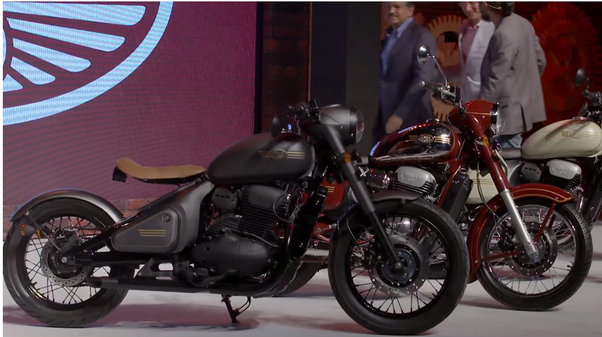 New Jawa 300 Cc Motorcycle India Launch Price Variants
