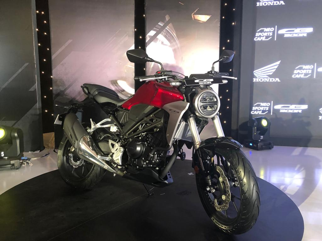Honda CB300R India Launch Highlights: Images, Specifications
