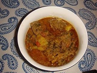 Methi Mutton Gravy