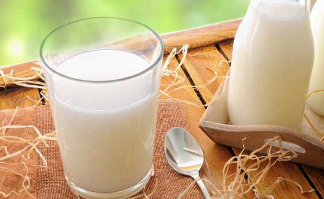 Can milk be taken after consuming alcohol?