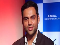 Abhay Deol launches the HCL Me tablet