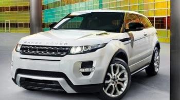 Video : Range Rover Evoque makes desi debut