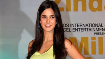 Video : Why Katrina doesn't want to kiss