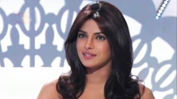 Video : Romance on the 'cards' for Priyanka