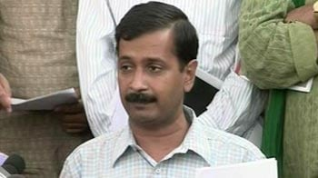 Video : Government is targeting us and we will respond strongly: Kejriwal