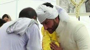 Video : Saif takes over as 10th Nawab of Pataudi