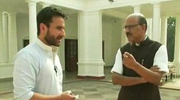 Video : Saif Ali Khan on becoming the 10th Nawab of Pataudi (Part 1)