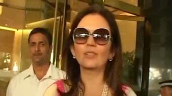 Video : Nita Ambani joins board of East India Hotels