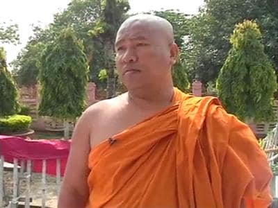 Video : Around 200 monks were present in monastery when bombs went off, says Mahabodhi temple head