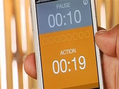 Tabata Timer app review