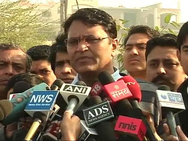 Video : Expelled from AAP because more would have joined me: Vinod Binny
