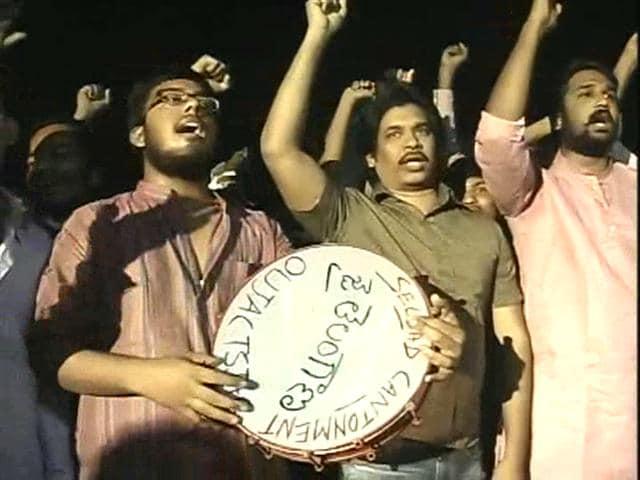 Video : Tirupati turmoil