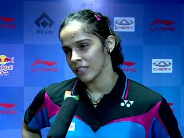 Video : Saina Nehwal Says She Never Expected to Win in Straight Sets Against Ratchanok Intanon