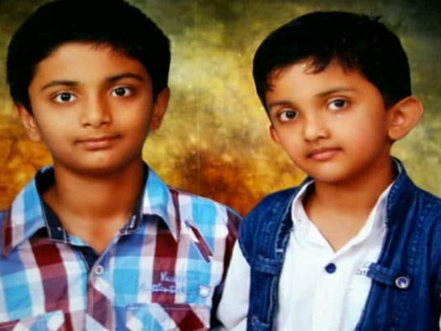 Video : Hyderabad Father Allegedly Killed 2 Young Sons, Then Himself