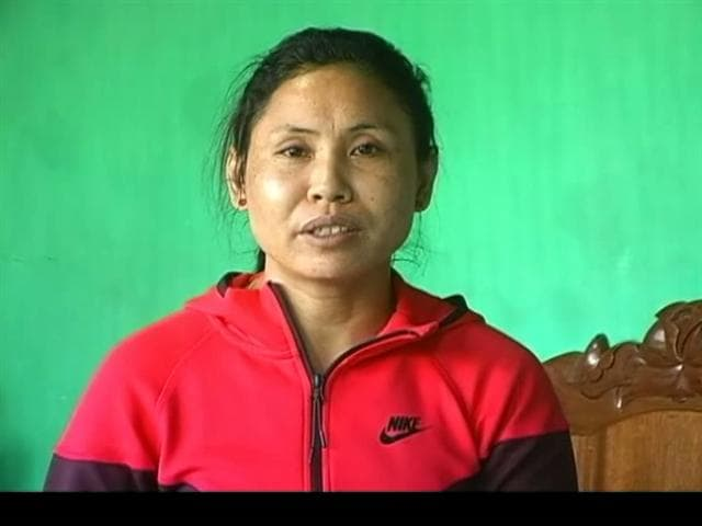 Video : Sarita Devi Promises to Win Olympic Medal After Being Handed Ban