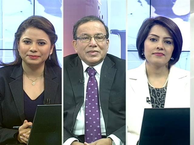 Video : Need More Large Banks Like SBI: Former SBI Chairman to NDTV