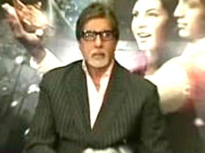 Videos : Big B's Bong connection