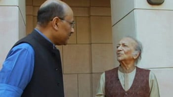 Video : Walk The Talk with Pandit Ravi Shankar (Aired on: December 05, 2009)