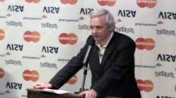 Video : WikiLeaks suspends publications