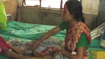 Video : Bengal hospital uses acid instead of antiseptic, baby dead