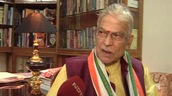 Video : Don't run down office of the CAG, says MM Joshi