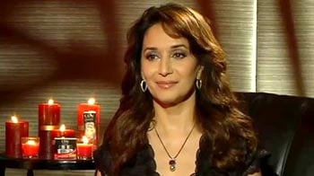 Video : Madhuri on family, career and her make-over