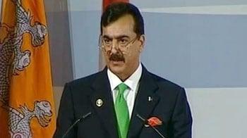 Video : Pak PM Gilani at SAARC Summit