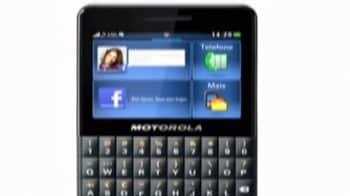 Video : Motorola Motokey Social