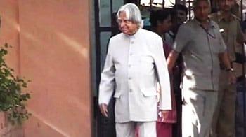 Video : Kalam frisking: US apologises to India