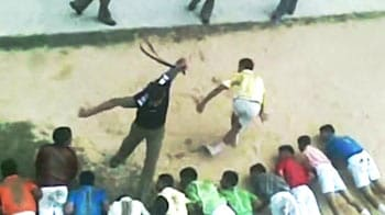 Video : Ragging or third-degree torture?