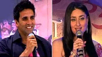 Video : Akshay in Oxford University, Bebo wants to work with Hrithik