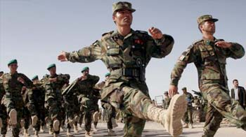 Video : Is training the Afghan army a high stakes game?