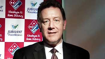Video : Growing by almost 80 stores in India: Domino's Pizza
