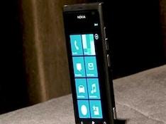 First Impressions: Nokia Lumia 800