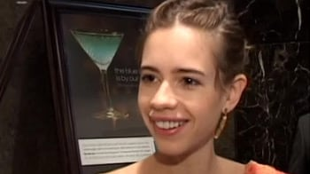 Video : Sports is a fantastic way to reach remote areas: Kalki Koechlin