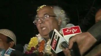 Video : Cash-for-votes case: Sudheendra Kulkarni, BJP MPs leave jail
