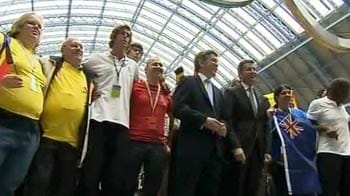 Video : Dow sponsorship in London Olympics: British MPs cry foul