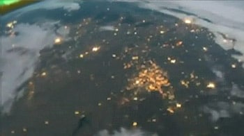 Video : Lightning from space: Amazing videos taken by astronauts