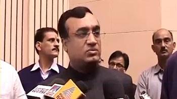 Video : Ajay Maken demands BCCI probe into Kambli's allegations