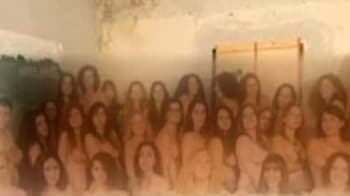 Video : Israeli women strip in support of Egyptian nude blogger