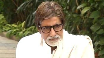 Video : Baby looks like Aishwarya, says Amitabh