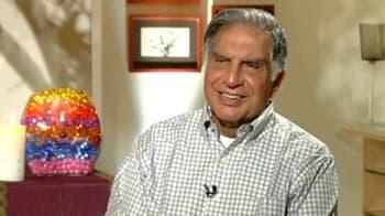 Video : Ratan Tata's enviable journey